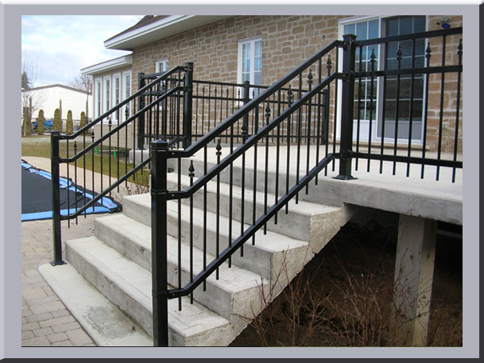 Ramp for your house entrance or your back porch.